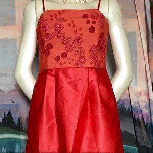 NWT Anthro  BHLDN Briony Dress Monique Lhuillier